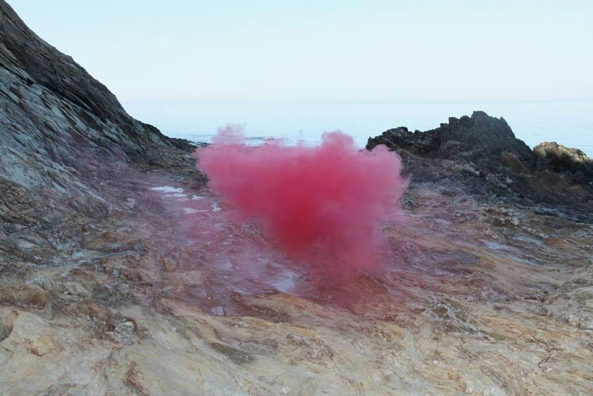 Filippo Minelli - Silence Shapes, via normalsoup.blogspot com